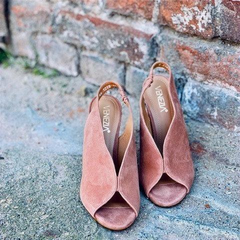 VENEZIA CAM ROS sandaler