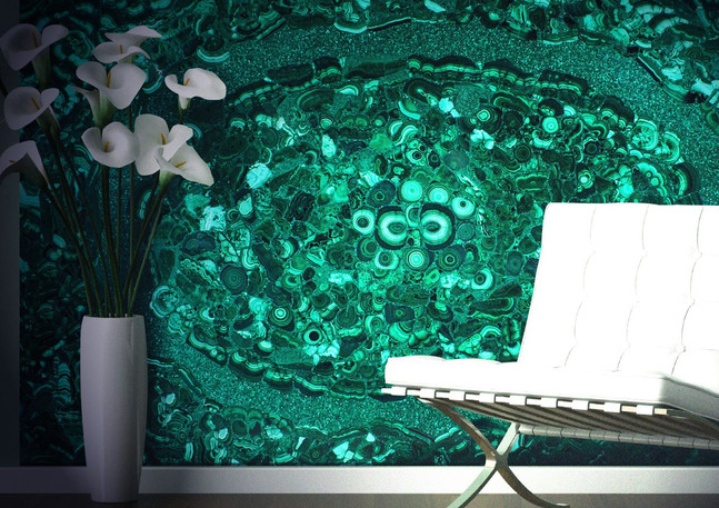 malachite special design decorative wall