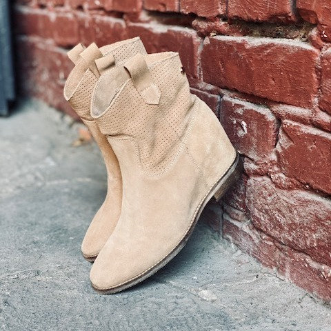 VENEZIA BRAT BEIGE støvler