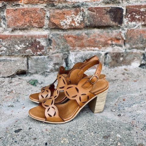 VENEZIA PURE TAN sandaler