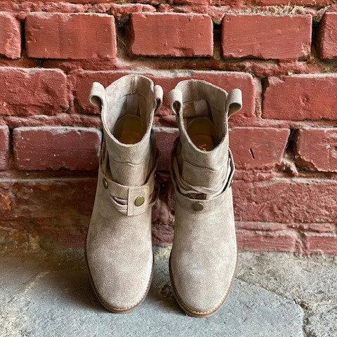 VENEZIA BRAT GRÅ støvler