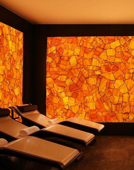 calcite orange with gold backlit spa.jpg