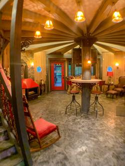Hobbit House Downstairs