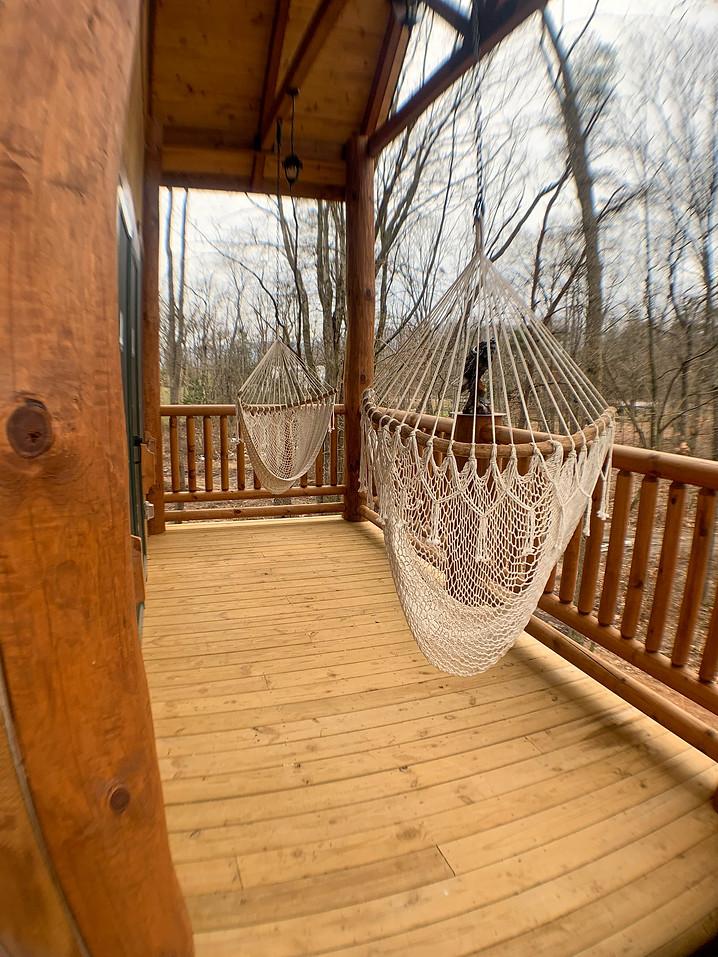 Eagles Nest Rope Swings
