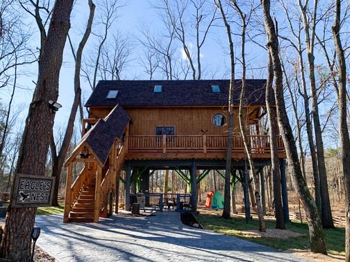 Eagle Nest Tree House