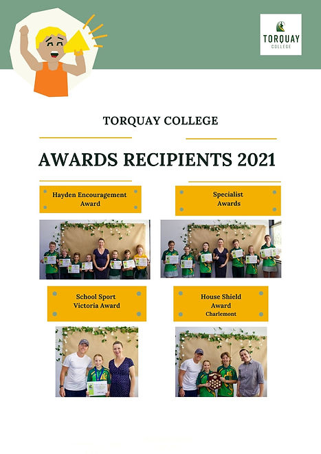 Copy of 2021 School and House Captains (