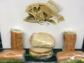Scrumptious Sandwiches Now Available