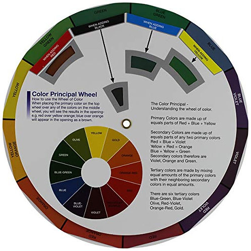 Soft 'N Style Hair Color Wheel