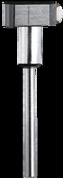 150° Flywheel V-shape tool