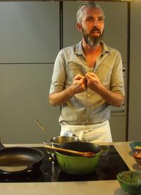 Kookwerk + online + teambuilding + het + eten + ar