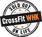 001 Crossfit. Sold out on life - logo .p
