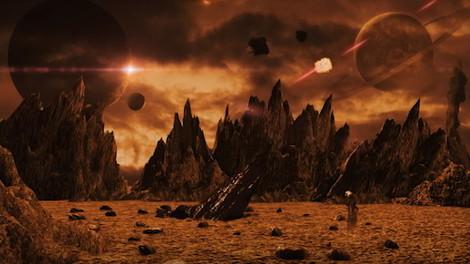 Dark Matter Diaries Ep. 02 - Scene - Planet Trajon