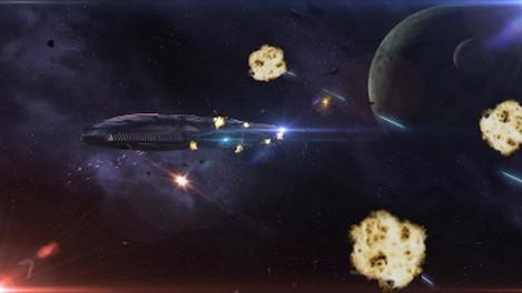Dark Matter Diaries Ep. 02 - Scene - Escape Shuttle