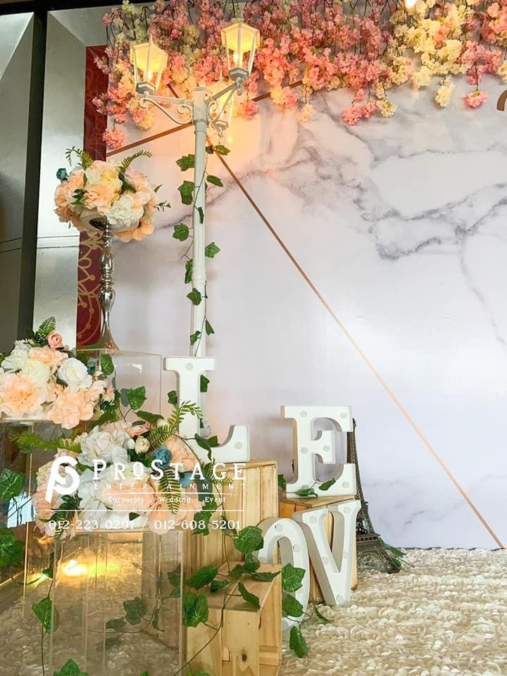Backdrop Decoration