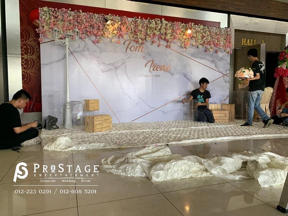 Setup Decoration