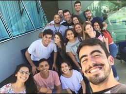 Bússola Suprema reúne estudantes para espiritualidade