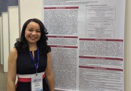 Professora aprova trabalho na Conferência Mundial da OMS