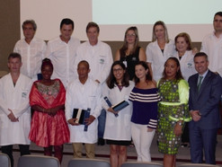 Médicos angolanos concluem Programa de Especialização em Medicina Intensiva