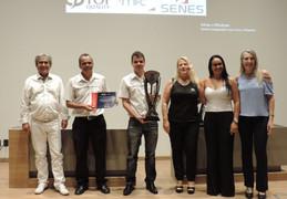Suprema recebe Prêmio Top Quality Senes e de Sustentabilidade