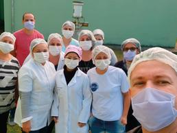 Médica antecipa formatura para atuar na Pandemia