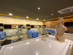 Suprema sedia curso com a avançada técnica de Cirurgia Endoscópica da Coluna Vertebral