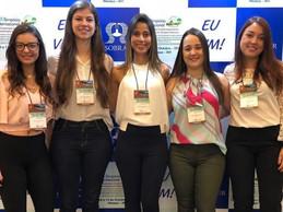 Estudantes e professores ganham destaque em congressos