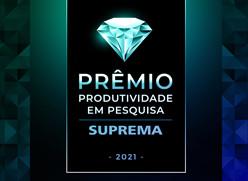Prêmio de Produtividade em Pesquisa fomenta ciência na Suprema