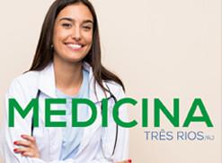 Inscrições abertas para o Vestibular de Medicina de Três Rios