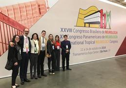Suprema se destaca em trabalhos no Congresso Brasileiro de Neurologia
