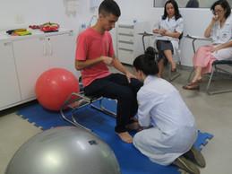 Cenários de prática testam habilidades na Fisioterapia