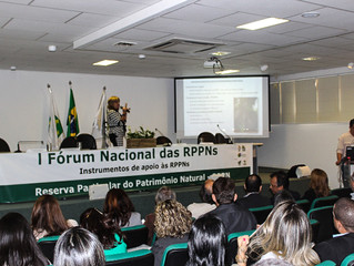 Fórum Nacional de RPPNs discute Projeto de Lei que estimula reservas particulares