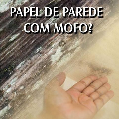 Papel de Parede com Mofo?