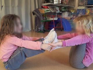 YOGA Parents Enfants - Graine de Malice