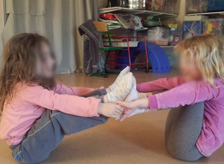 YOGA Parents Enfants - Graine de Malice