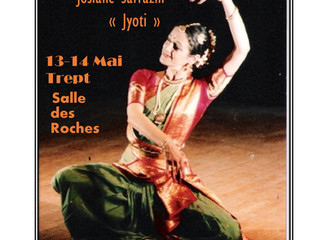 Danse Indienne à Trept avec Mûshika