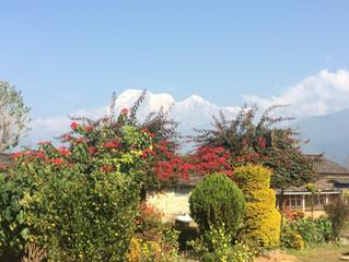 Nov 18 - eco village Astam Népal