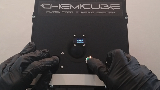 ChemiCube User Interface