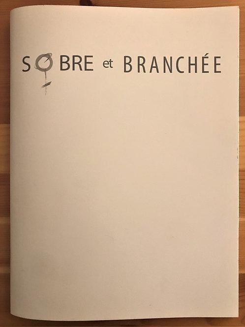 Cahier d'écriture Sobre et Branchée
