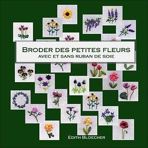 livre Broder des petites fleurs