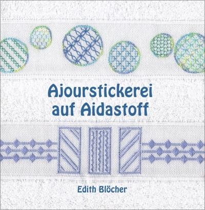 Buch Ajourstickerei für Aida