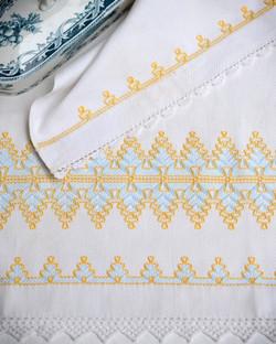 torchon ancien / vintage towel / alt