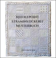 Buch Nedlepoint Straminstickerei