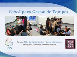 Coach para Gestão de Equipes