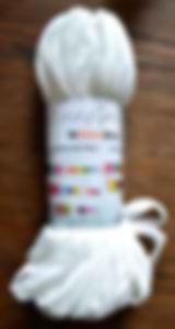 Scheepjes Nooodle col 089 blanche antique / antique white / cremeweiß