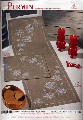 kit pour chemin de table / kit for table runner / Läufer