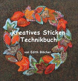 kreatives Sticken Technik