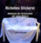 Buch Richelieu Stickerei