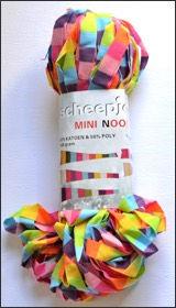 Scheepjes Mini Nooodle col 664 multicolore