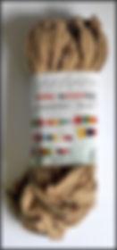 Scheepjes Mini Nooodle col 420 brun / brown / braun