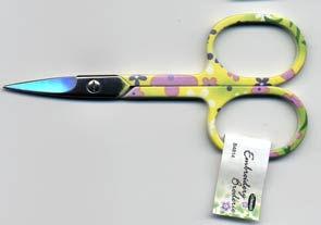 petites ciseaux a broder, small embroidery scissors, Stickscheren